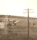 Футбольное поле деревни Низино