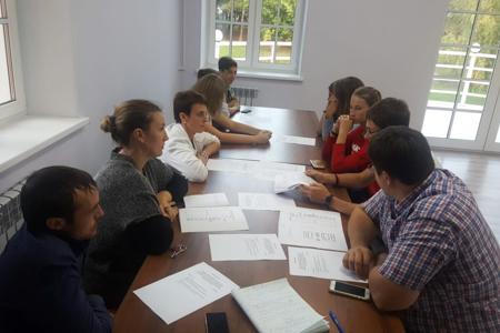 Совет молодёжи МО Низинское сельское поселение